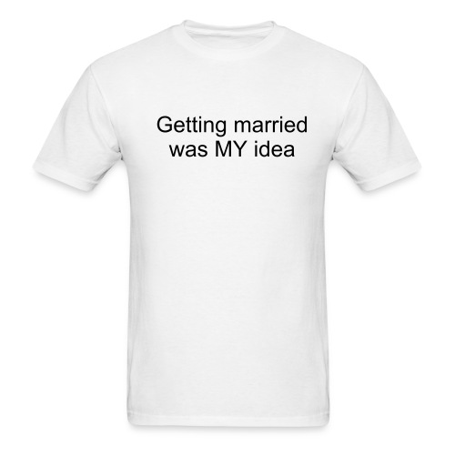 MarriedMy - Men's T-Shirt