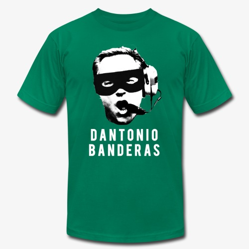 Dantonio Banderas - Men's T-Shirt by American Apparel