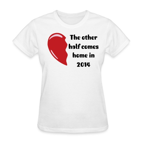 The Other Half - Women's T-Shirt