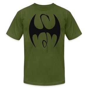 Immortal Fist / Mankato MMA T-Shirt - Men's Fine Jersey T-Shirt