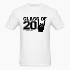Class of 2011 silver and black T-Shirts