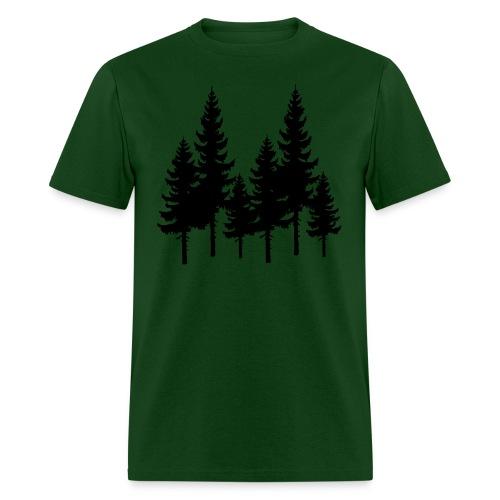 TREES - Men's T-Shirt