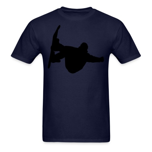 SNOW BOARD - Men's T-Shirt