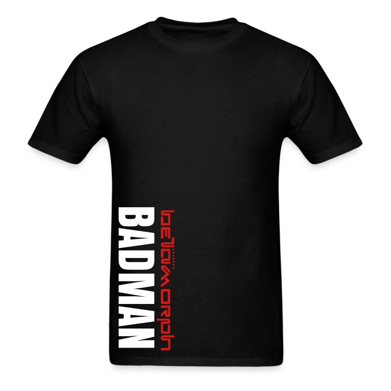 Betamorph Badman vertical - Men's T-Shirt