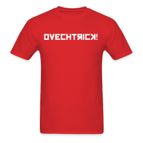 Ovechtrick Men's T-Shirt ~ 351