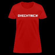 Women's T-Shirts ~ Women's T-Shirt ~ Ovechtrick Women's T-Shirt