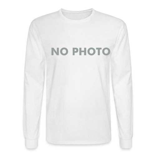 CARL'S myspace NO PHOTO tee - Men's Long Sleeve T-Shirt