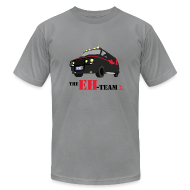 T-Shirts ~ Men's T-Shirt by American Apparel ~ The Eh Team Men's Slate AA Tee