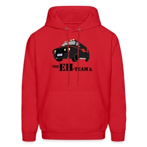 The Eh Team Men's Red Hoodie - Men's Hoodie