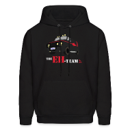 Hoodies ~ Men's Hoodie ~ The Eh Team Men's Black Hoodie