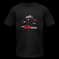 T-Shirts ~ Men's T-Shirt by American Apparel ~ The Eh Team Men's Black AA Tee