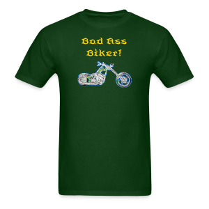 Men's T BadAss (Front) - Men's T-Shirt