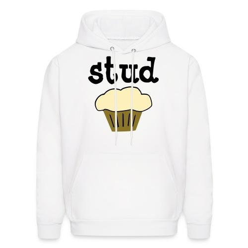 Stud Muffin hoodie  - Men's Hoodie
