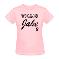 T-Shirts ~ Women's T-Shirt ~ Team Jake (Girls)