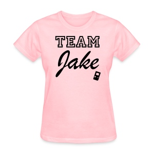 Team Jake (Girls) - Women's T-Shirt
