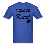 T-Shirts ~ Men's T-Shirt ~ Team Kurt (Guys)