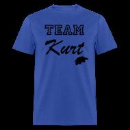 T-Shirts ~ Men's T-Shirt ~ Team Kurt (Guys)