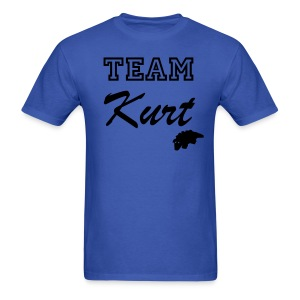 Team Kurt (Guys) - Men's T-Shirt