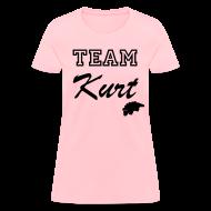 Women's T-Shirts ~ Women's T-Shirt ~ Team Kurt (Girls)