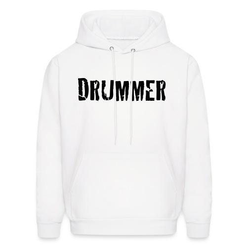 Drummer hoodie  - Men's Hoodie