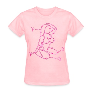 Feynman Diagram - Women's T-Shirt