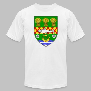 County Down - Men's T-Shirt by American Apparel