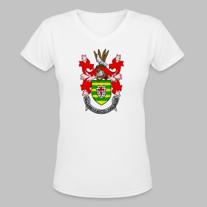 County Donegal - Women's V-Neck T-Shirt