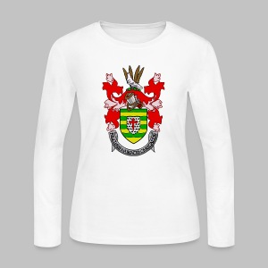 County Donegal - Women's Long Sleeve Jersey T-Shirt