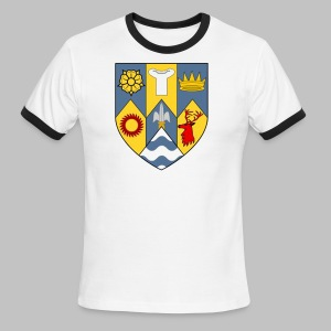 County Clare - Men's Ringer T-Shirt