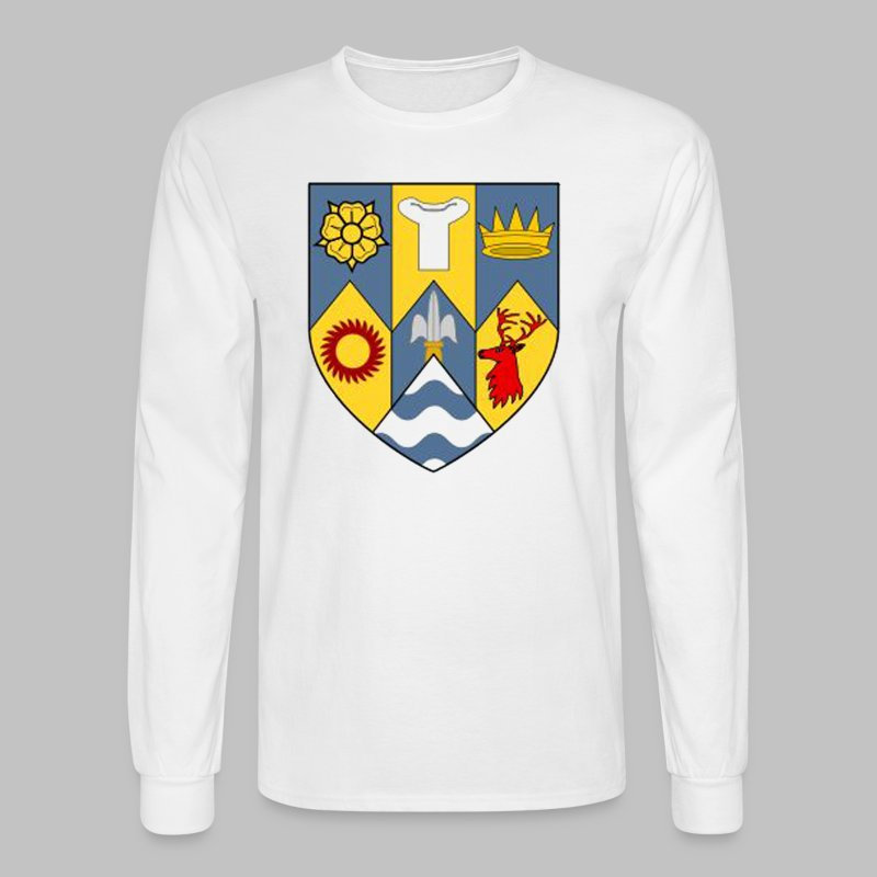 County Clare - Men's Long Sleeve T-Shirt