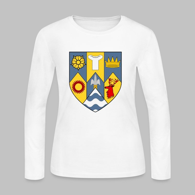 County Clare - Women's Long Sleeve Jersey T-Shirt