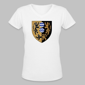 County Cavan - Women's V-Neck T-Shirt