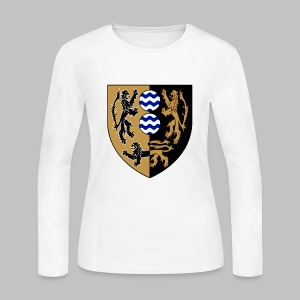 County Cavan - Women's Long Sleeve Jersey T-Shirt