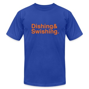 New York Knicks - Clydeism - Men's T-Shirt by American Apparel