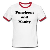 T-Shirts ~ Men's Ringer T-Shirt ~ PUNCHEON AND MAUBY - IZATRINI.com