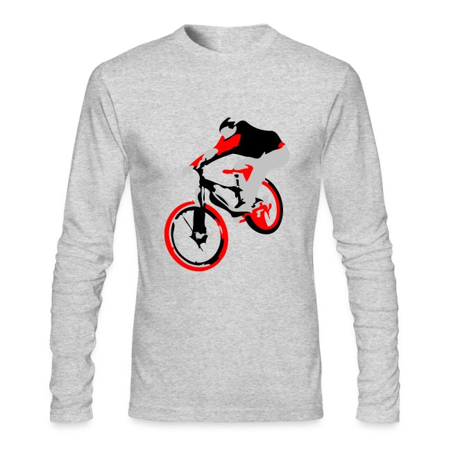 Mountain Bike T Shirts And Hoodies Bmx T Shirts Climbing T Shirts