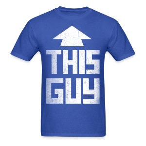 Self-Promoter (choose color) - Men's T-Shirt