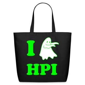 I luv HPI Tote - Eco-Friendly Cotton Tote