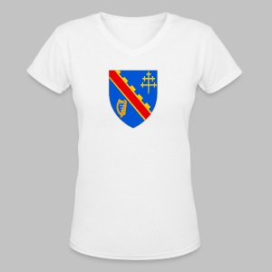 County Armagh - Women's V-Neck T-Shirt