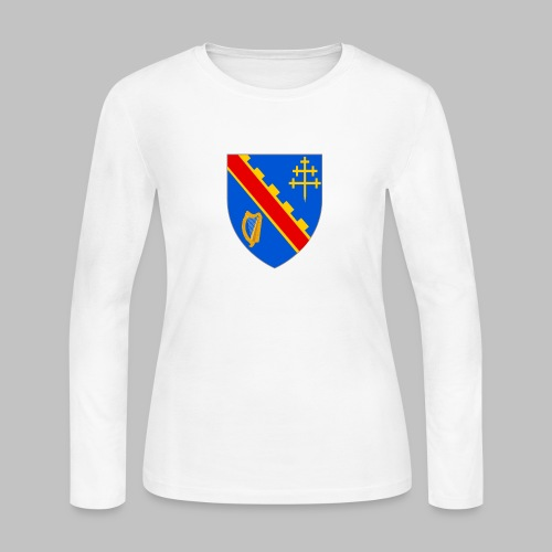 County Armagh - Women's Long Sleeve Jersey T-Shirt
