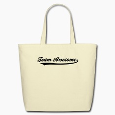 Team Awesome (1c) Bags