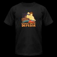 T-Shirts ~ Men's T-Shirt by American Apparel ~ Kimmo God