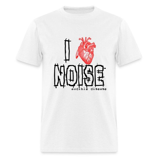 Audible Disease - I Heart Noise