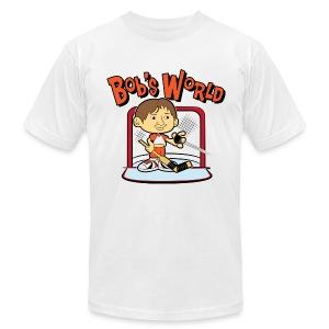 Bob's World - Men's Fine Jersey T-Shirt