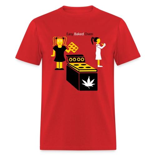 Easy Baked Oven - Men's T-Shirt - Men's T-Shirt