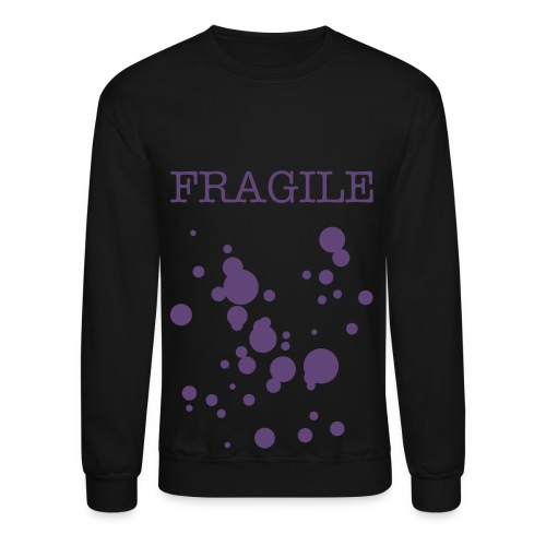 Splattered CREW - Crewneck Sweatshirt