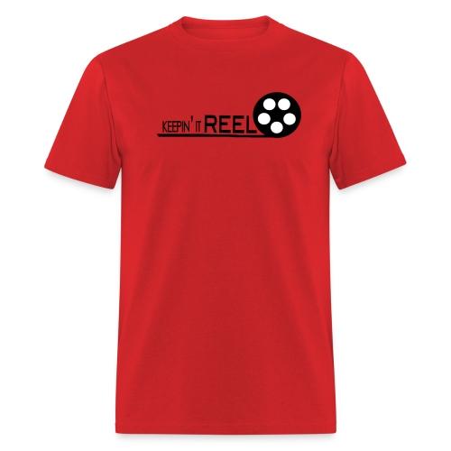 Keepin•It•REEL T-Shirt [mens] - Men's T-Shirt