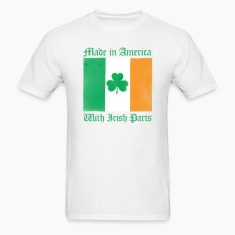 American With Irish Parts