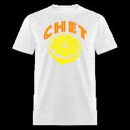 T-Shirts ~ Men's T-Shirt ~ Chet Men's Standard Weight T-Shirt