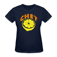 T-Shirts ~ Women's T-Shirt ~  Chet Women's Standard Weight T-Shirt